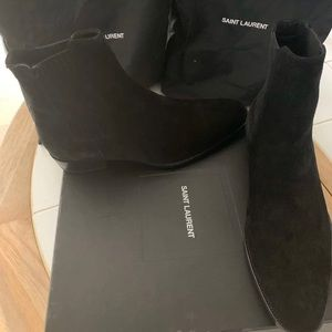 Brand new men's Saint Laurent boot